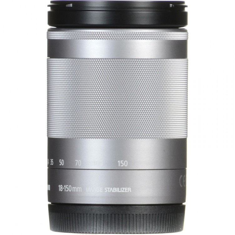 Объектив Canon EF-M 18-150 F3.5-6.3 IS STM (Silver)