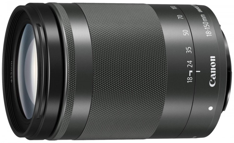 Объектив Canon EF-M 18-150 F3.5-6.3 IS STM Black